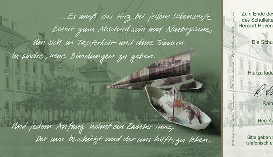 barbara brinkmann | bilder plakate karten aquarelle Ölfarben, Einladung